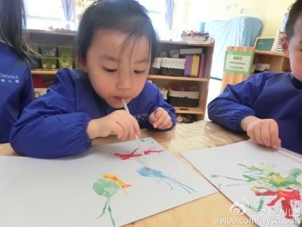 幼儿园小班吸管