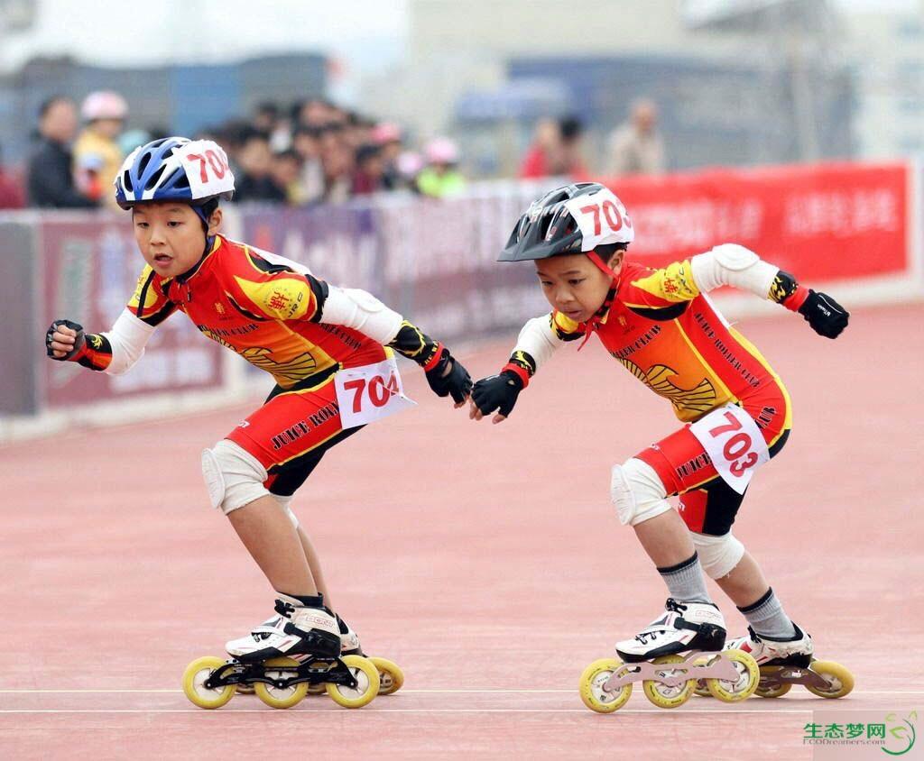 社区导航 69 兴趣社团 69 运动健身 69 生态城轮滑联盟招新进行