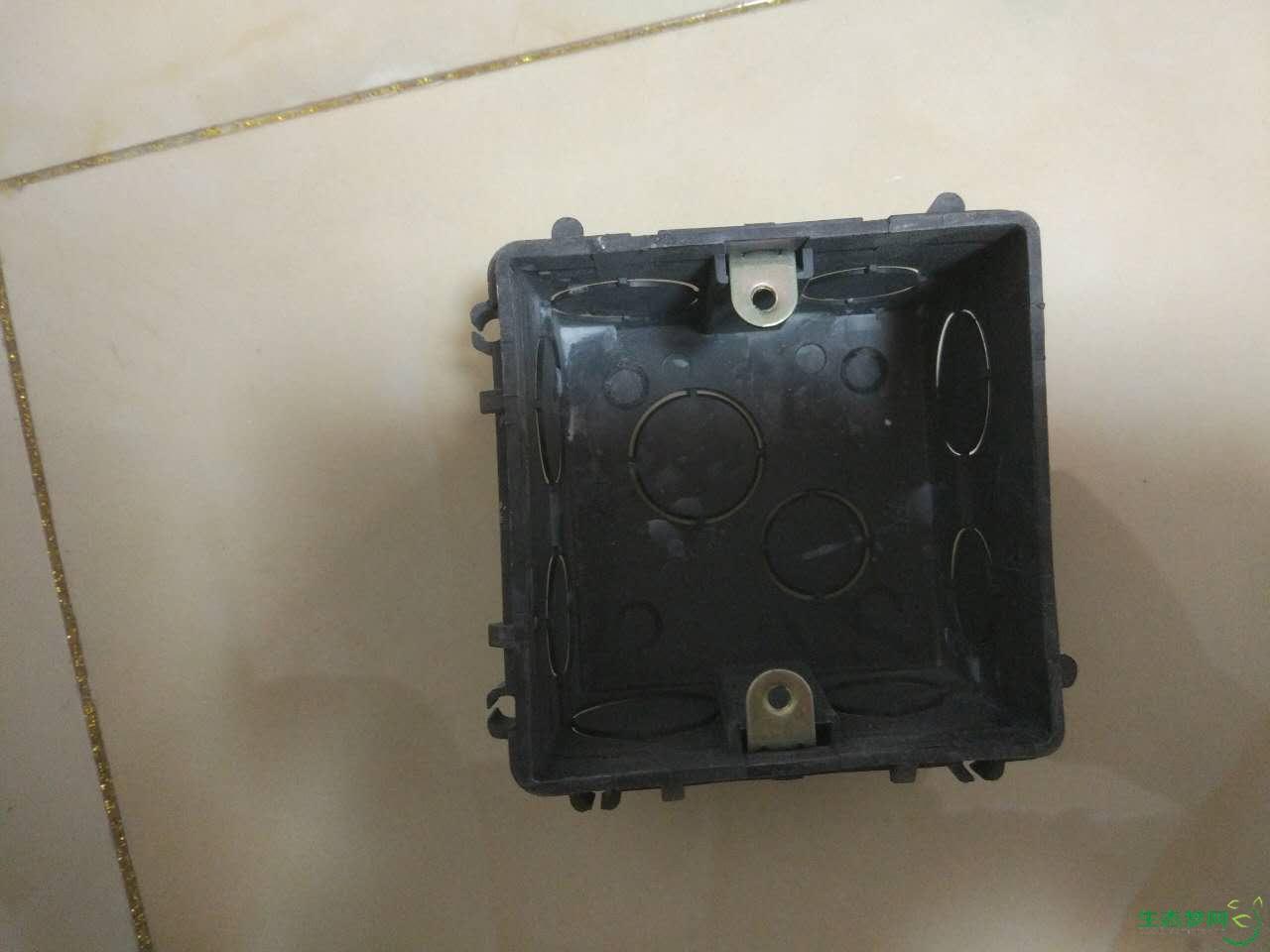 德力西网线插座面板