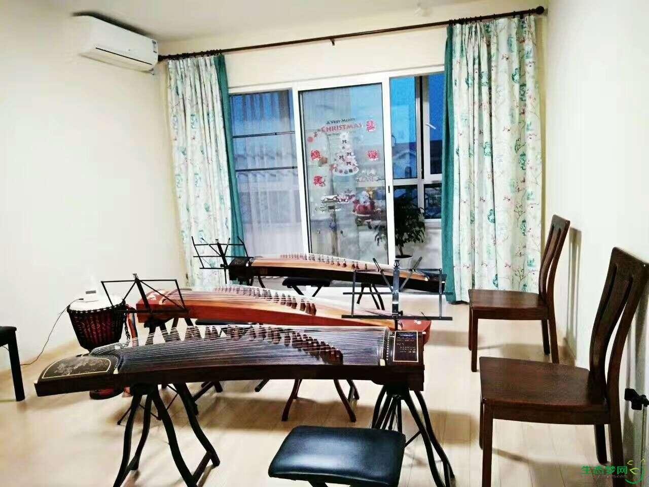 兰庭古筝教室