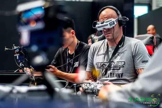 世界智能无人机大赛来生态城啦